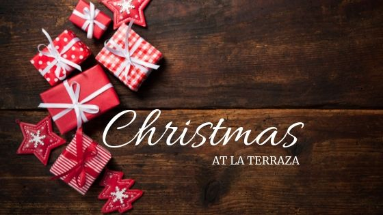 Christmas In Walton On Thames La Terraza Restaurant Surrey